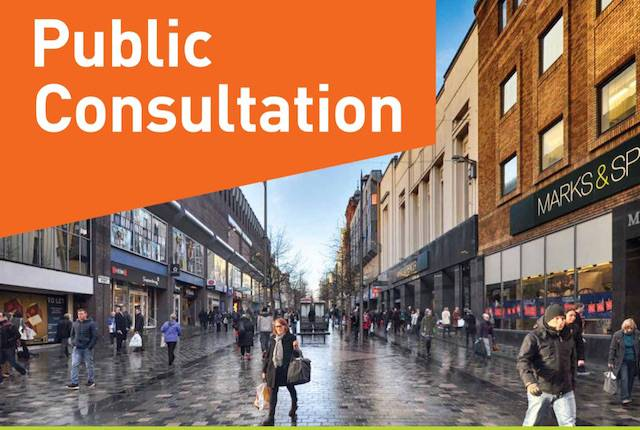 ONE WEEK TO GO FOR PUBLIC CONSULTATION