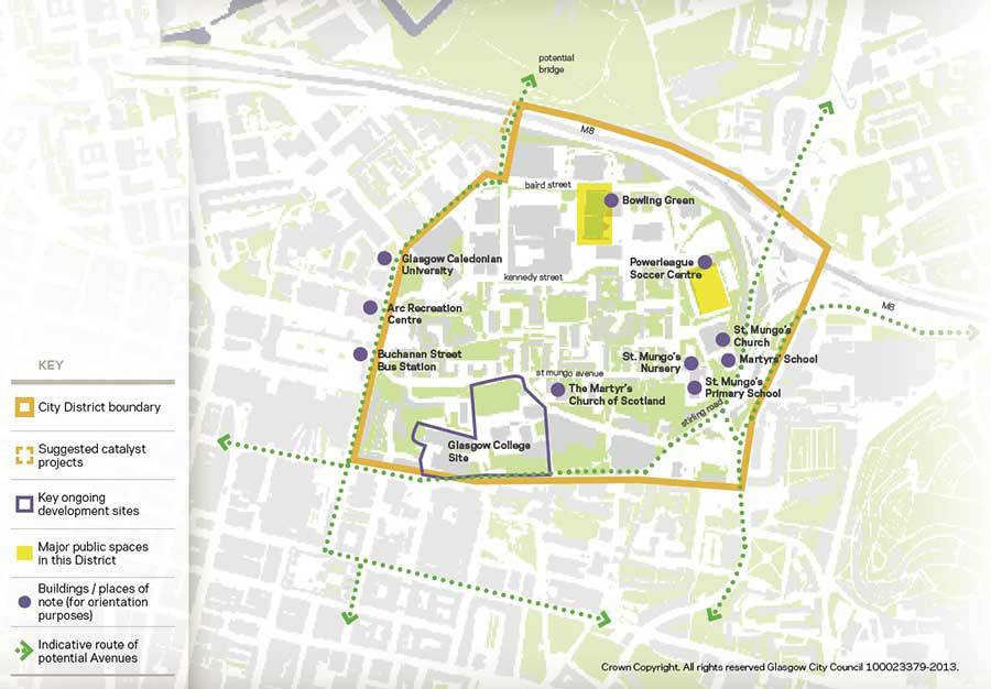 Townhead Glasgow City Centre Strategy