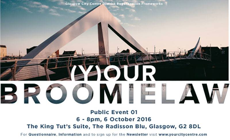 (Y)OUR BROOMIELAW PUBLIC EVENT 01