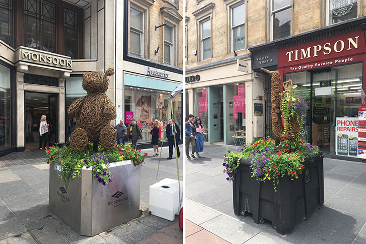CITY CENTRE IMPROVEMENTS