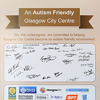 Autism Friendly City Centre