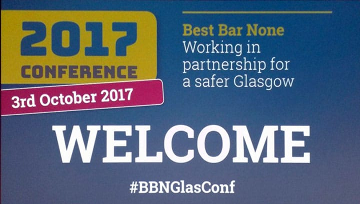 BEST BAR NONE LICENSING CONFERENCE 2017