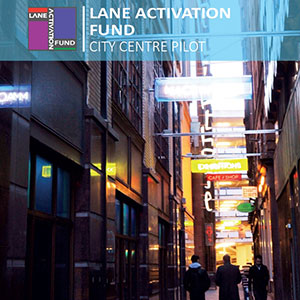 Lane Activation Fund Cover