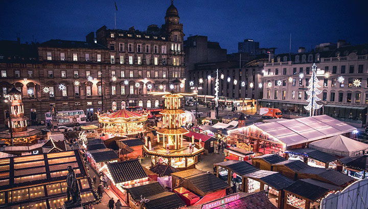 AN AUTISM FRIENDLY CHRISTMAS IN GLASGOW