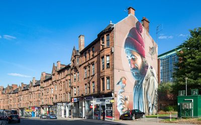 HIGH STREET AREA STRATEGY: REGENERATING GLASGOW'S HISTORIC HEART