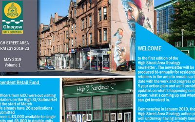 NEW HIGH STREET AREA STRATEGY NEWSLETTER