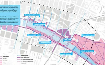 (Y)OUR RIVER PARK: YOUR CHANCE TO COMMENT ON THE PROPOSALS FOR ST ENOCH.