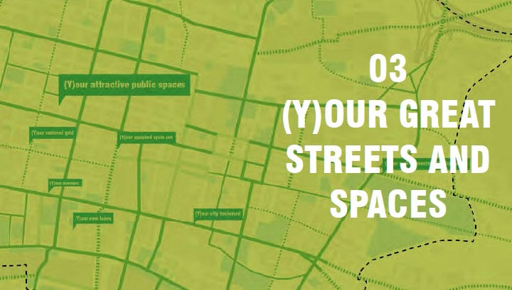 (Y)OUR GREAT STREETS AND SPACES: PLEASE COMMENT ON THE ST ENOCH PROPOSALS