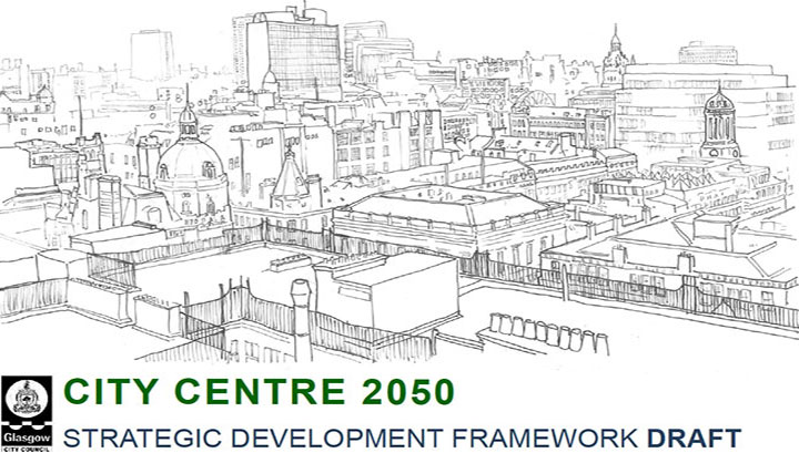 CITY CENTRE STRATEGIC DEVELOPMENT FRAMEWORK 2050