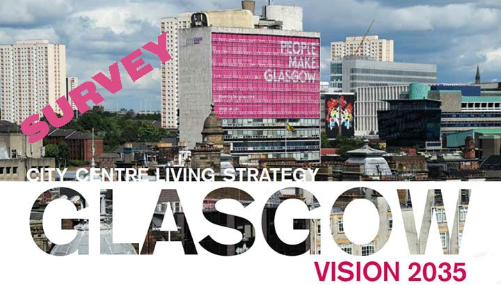 CITY CENTRE LIVING STRATEGY – A SURVEY