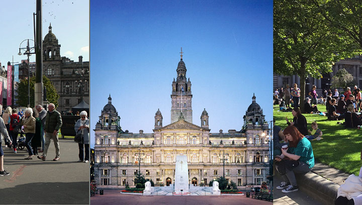 GEORGE SQUARE SERVICING SURVEY