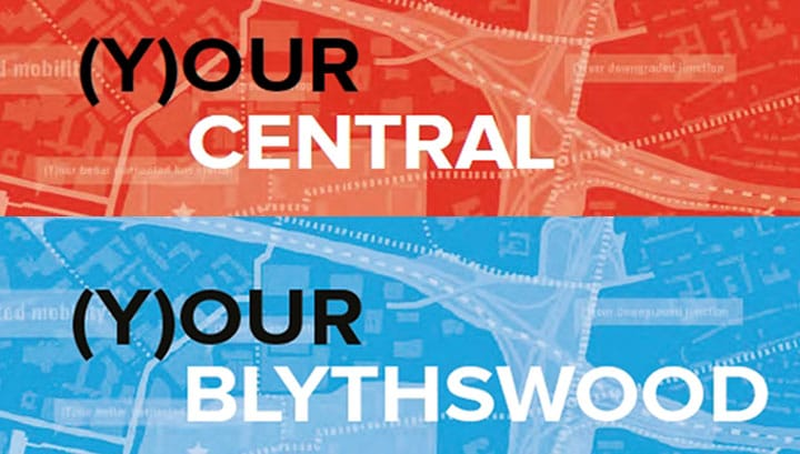 CENTRAL/BLYTHSWOOD DISTRICT REGENERATION FRAMEWORKS