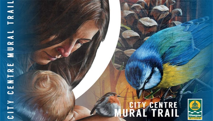 CITY CENTRE MURAL TRAIL – BOOKLET UPDATE