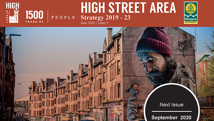 HIGH STREET AREA STRATEGY NEWSLETTER