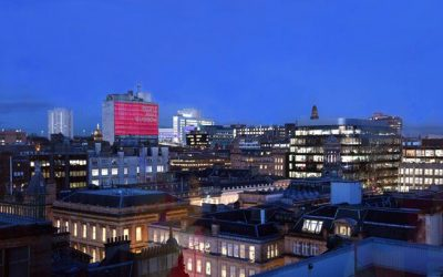 WRITING THE NEXT CHAPTER IN GLASGOW'S REGENERATION STORY