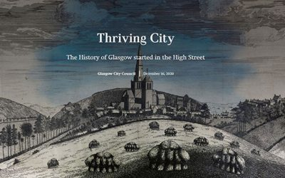 STORIES ON THE HIGH STREET – A THRIVING CITY
